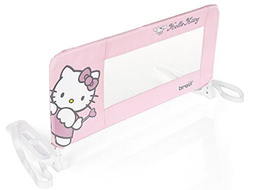 Brevi-312HK-Orilla-Seguridad-de-la-Cama-Diseo-de-Hello-Kitty-90-cm-rosa