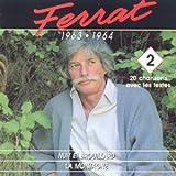 echange, troc Jean Ferrat - Ferrat: 1963-1964 (Vol.2)