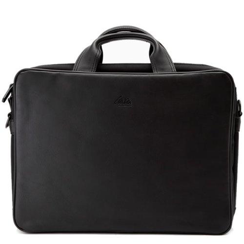 青木鞄(GAZA)本革ブリーフケース ソフトレザー A4対応 [LOAM No.6122]