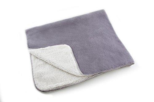 Soft Dog Blanket (Gray) front-715810