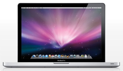 Apple - MacBook Pro MC721LL/A Notebook - Intel Quad-Seed i7-2635QM 2.00GHz - 4GB RAM - 500GB HDD - DVD�RW - AMD Radeon HD 6490M 256MB video - Mac OS X 10.6 Snow Leopard - 15.4-inch (1440x900)