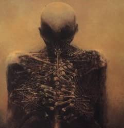 The Fantastic Art of Beksinski (Masters of Fantastic Art)