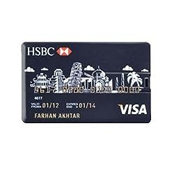 Dreambolic HSBC credit Card USB PENDRIVE - 32GB