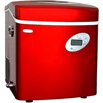 Amazon.com: Ice Maker Premium Portable Newair Countertop Compact ...