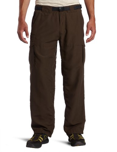 ExOfficio Men's Nio Amphi Short Length Pant,Cigar,32