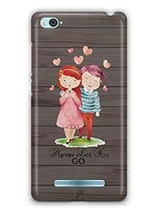 YuBingo Never Let You Go Mobile Case Back Cover for Xiaomi Redmi Mi5