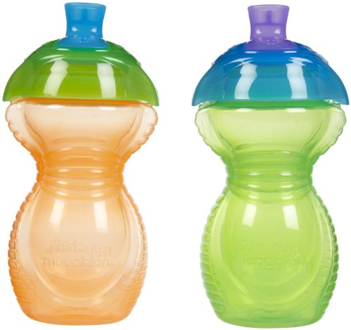 Munchkin Sippy Cup - Girl - 8 Oz - 2 Ct front-625673