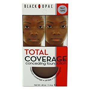 Black Opal Total Coverage Concealer 0.4 oz. Truly Topaz