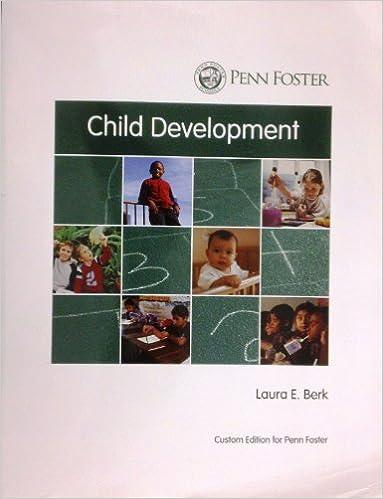 CHILD BERK DEVELOPMENT