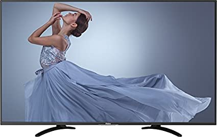 Haier LE32U5000A 32 Inch HD Ready Smart LED TV Image
