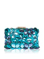 Love Moschino Clutch (Azul)