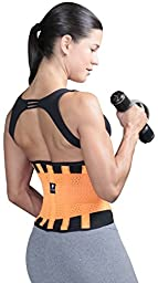 Activewear FITNESS WAIST CINCHER sport shapewear waist & abdomen reduction faja