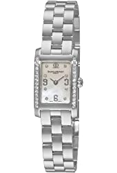 Baume & Mercier Women's 8681 Hampton Mini Diamond Watch