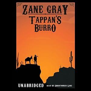 Tappan's Burro Audiobook