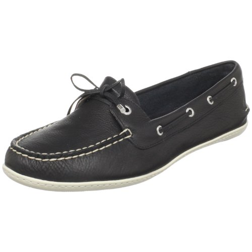 Sperry Top-Sider Women's Montauk 1-Eye Loafer - 7M Black