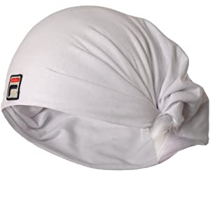 Fila Adults Tennis Basketball Bandana Headband - White - AX00351100 - NS