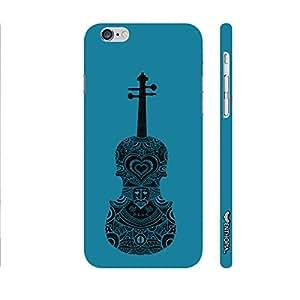 Apple Iphone 6 Violin Rocks designer mobile hard shell case by Enthopia