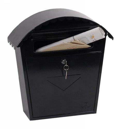Safewell CLASICO 16008B Key Locking Front-Loading Mail Box