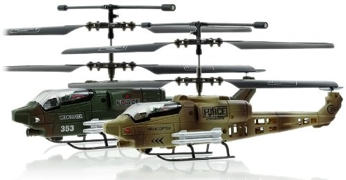 Viefly Combat Sky Fighter Remote Control Helicopters