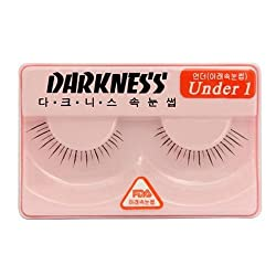 Darkness False Eyelashes Under 1