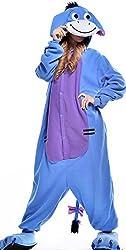 Superlieu Winnie Pooh Kigurumi Pajamas Anime Costume