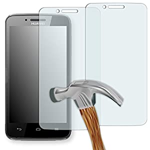 Amazon.com: 2 x DISAGU Armor screen protector for Huawei Ascend Y511
