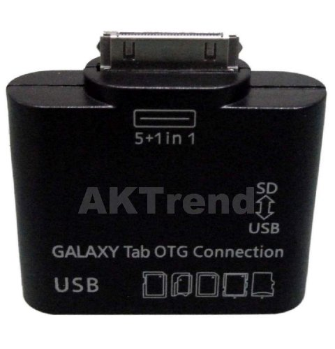 AKTrend® - 5in1 OTG Kartenleser