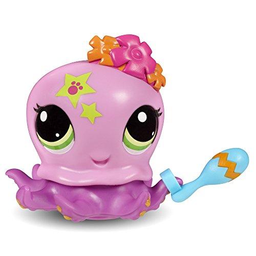 Littlest Pet Shop Walkables Dancing Figure Octopus