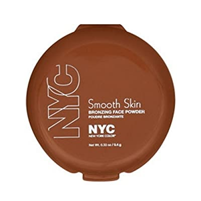 (3 Pack) NYC Smooth Skin Bronzing Face Powder - Sunny