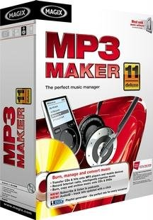 MP3 Maker 11 Deluxe [OLD VERSION]