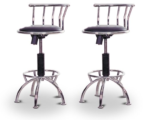 Black friday 2 24 to 29 Adjustable Chrome Bar Stools  : 41GUHOQjH6L from sites.google.com size 500 x 421 jpeg 25kB