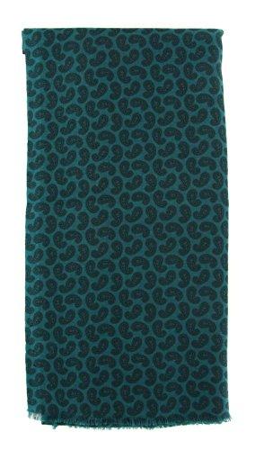 new-cesare-attolini-dark-green-cashmere-blend-scarf