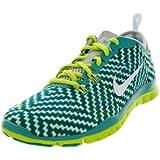 Nike Womens Free 5.0 TR Fit 4 Print Cross Training Shoes