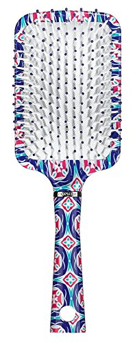 Conair Impressions Hair Brush, Paddle, Colors May Vary (Hair Bean Detangling Brush compare prices)