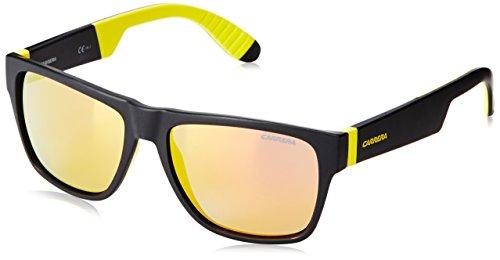 Carrera Occhiali da sole Carrera 5002/SP - 267/UW: Nero / Giallo