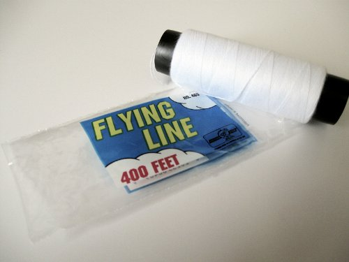 400 Feet White Kite String