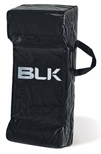 blk rugby tackle bag senior schwarz fluo gelb senior. Black Bedroom Furniture Sets. Home Design Ideas