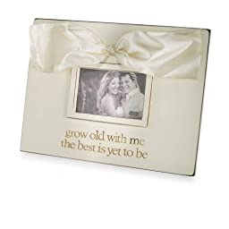 Mud Pie Frame, Grow Old With Me
