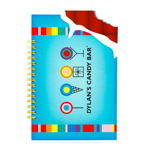 Dylan's Candy Bar Scented Notebook - Candy Bar