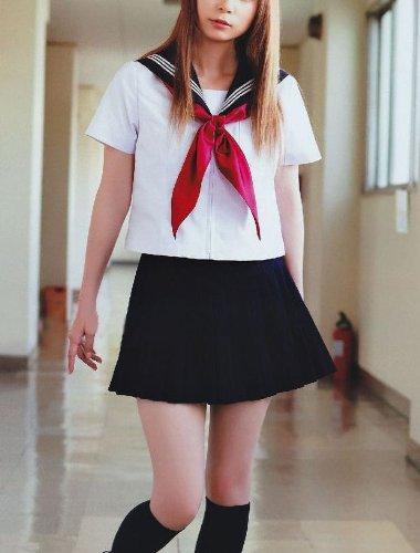 女子高生制服/セーラー服/4点セット