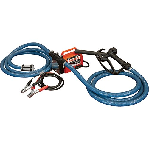 Fill-Rite-FR1614-Diesel-Fuel-Transfer-Pump-with-Hoses-12-Volt-10-GPM-Model-FR1614