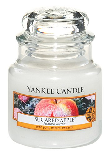 Yankee-Candle-Duftkerze-im-Glas-Duft-Sugared-Apple-wei-S
