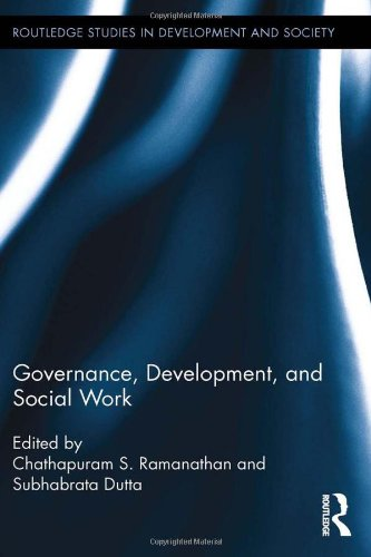 Governance, Development, and Social Work (Routledge Studies in Development and Society)