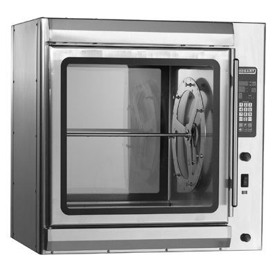 Commercial Rotisserie Oven front-637037
