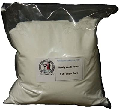Witts Complete Sugar Cure - 5 Lb. Bag by Newly Weds Foods