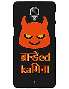 Branded Kamina case for OnePlus 3