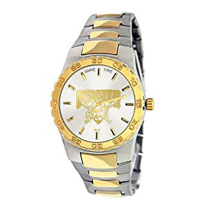 Game Time Mens MLB-EXE-PIT Pittsburgh Pirates Watch by Game Time