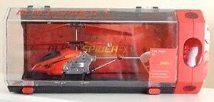 Black Spider Remote Helicopter