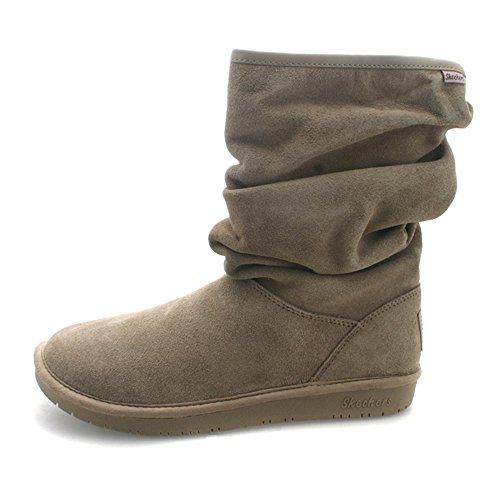 Skechers in Australia stivali in camoscio Slouch con Memory sottopiedi della gomma piuma