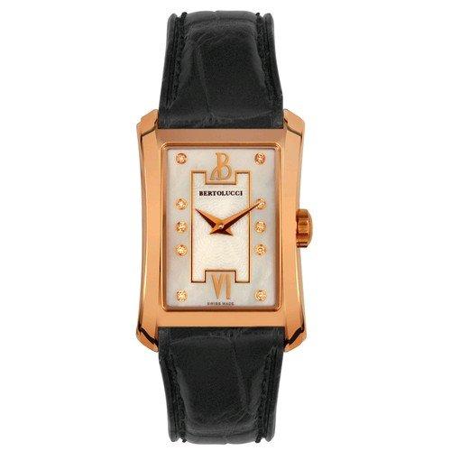 Bertolucci Women's Fascino 18k Rose Gold Diamond Watch, Model - 913.501.67.671 - Buy Bertolucci Women's Fascino 18k Rose Gold Diamond Watch, Model - 913.501.67.671 - Purchase Bertolucci Women's Fascino 18k Rose Gold Diamond Watch, Model - 913.501.67.671 (Bertolucci, Jewelry, Categories, Watches, Women's Watches, By Movement, Swiss Quartz)